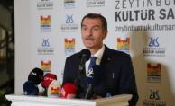 Zeytinburnu Kültür ve Sanat Merkezinin Yeni Sezon Açılışı Gerçekleşti