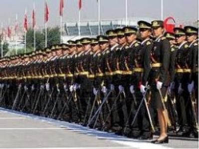TSK'dan 148 subay daha ayrıldı