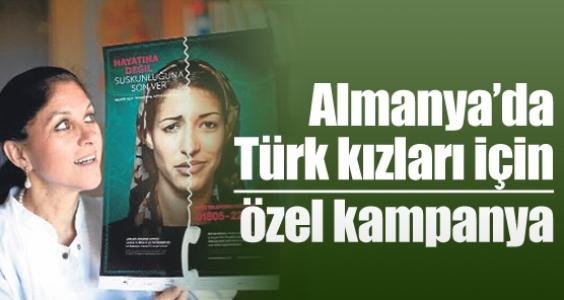Türk kızları için özel kampanya