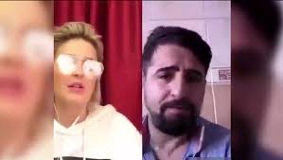 Ünlü İngiliz şarkıcı ile Cizreli Mehmet'in düeti sosyal medyada olay oldu