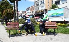 Bağcılar'da  KOVİD 19 Bank Dönemi Başladı