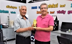 TİNGADER' den İstanbul Times'a Ödül