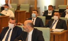 İstanbul'da 3 Ay Aradan Sonra İlçe Belediye Meclis Toplantıları Yapıldı