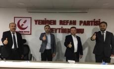 Yeniden Refah Partisine Katılımlar Devam Ediyor