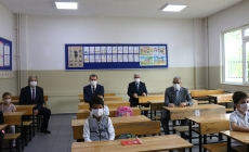 Zeytinburnu Yüz Yüze Eğitime Başladı