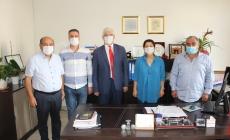 Malatyalılar'dan Eğitimcilere Ziyaret