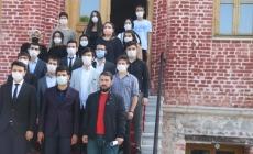 Zeytinburnulu Gençler Ermenistanı'ı Kınadı