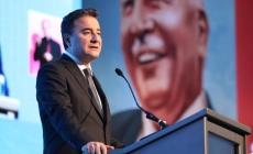 Ali Babacan Erbakan'ı Anma Programında Konuştu