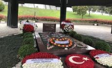 ÖZAL Vefatının 28.Yılında Rahmetle Yad Ediliyor