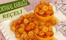Portakal kabuğu reçeli faydalı mı