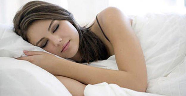 Uyku sorunu yaşayanlar dikkat!