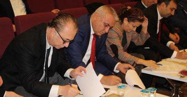 Zeytinburnu Şubat Ayı Meclis Toplantısı Çok Renkli Geçti