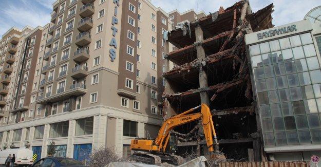 Zeytinburnu'nda 1.250 Konut ve İş Yeri Kentsel Dönüşüm Kapsamında Yıkılacak