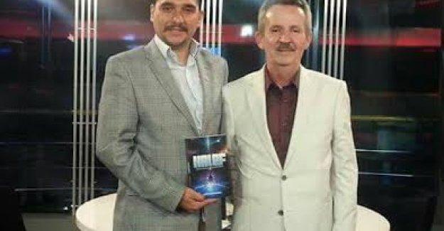 Cafer İskenderoğlu İle ''Halef'' İsimli Kitabı Üzerine Röportaj