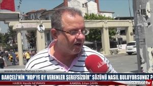 """BAHÇELİ'NİN """"HDP'YE OY VERENLER ŞEREFSİZDİR"""" SÖZÜNÜ NASIL BULUYORSUNUZ ?"""