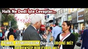 Temel Atmama Töreni Ne Demek? Erdoğan Mı Haklı İmamoğlu Mu?