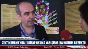 Zeytinburnu'nda 11 Kitap Okuma Yarışmasına Katılım Büyüktü